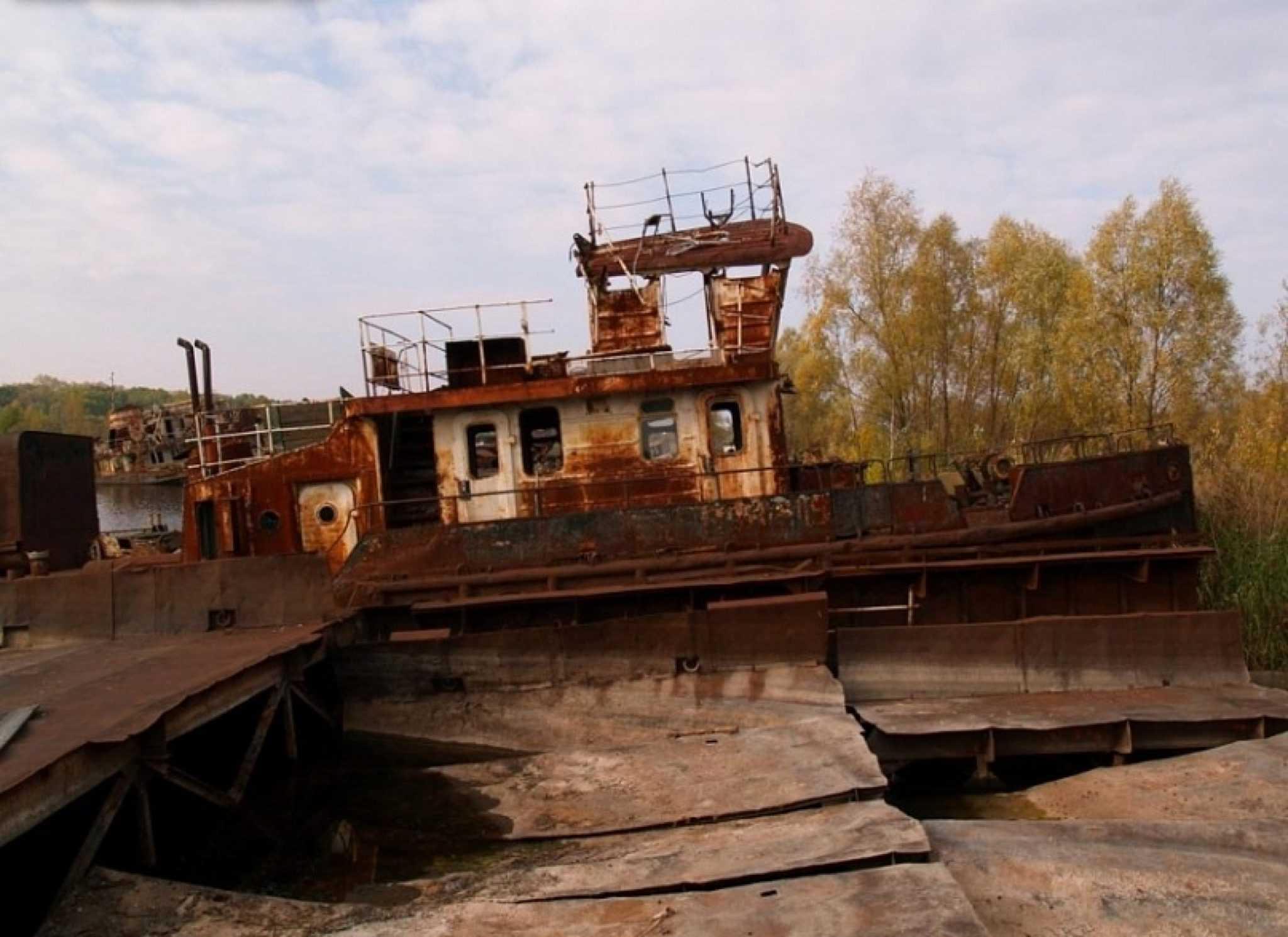 судно на металлолом