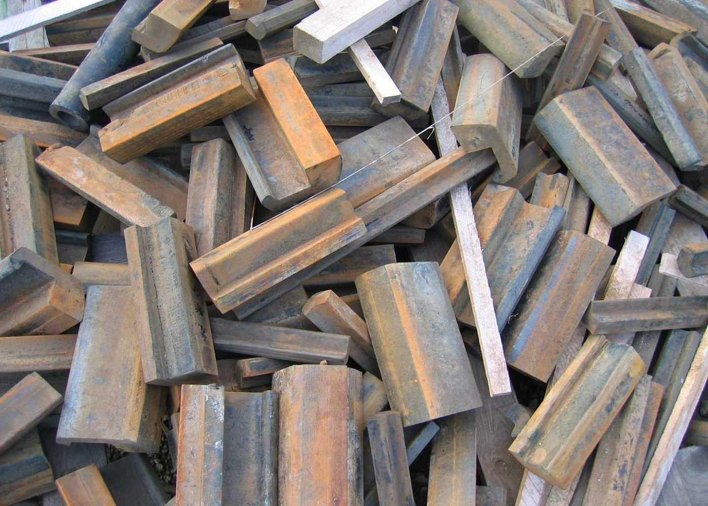 Металл, порезанный в габарит - типичный представитель категории 3А