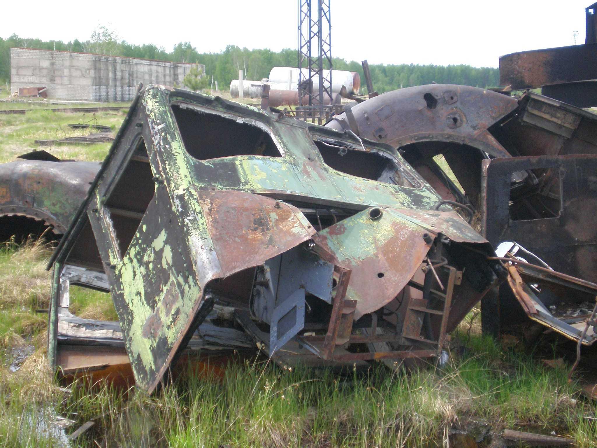 негабаритный стальной лом