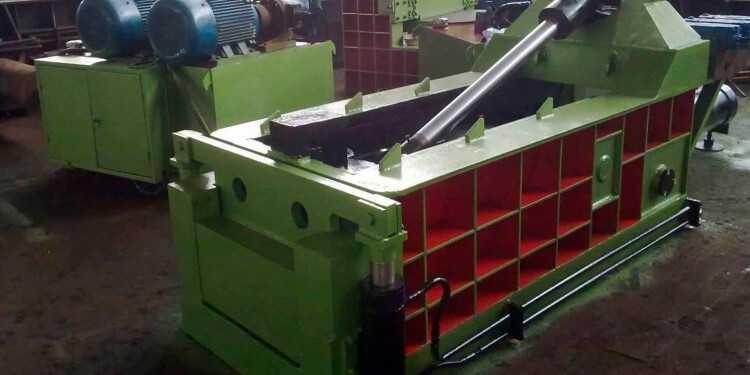 пресс 750x375 - Пакетировочные прессы для металлолома
