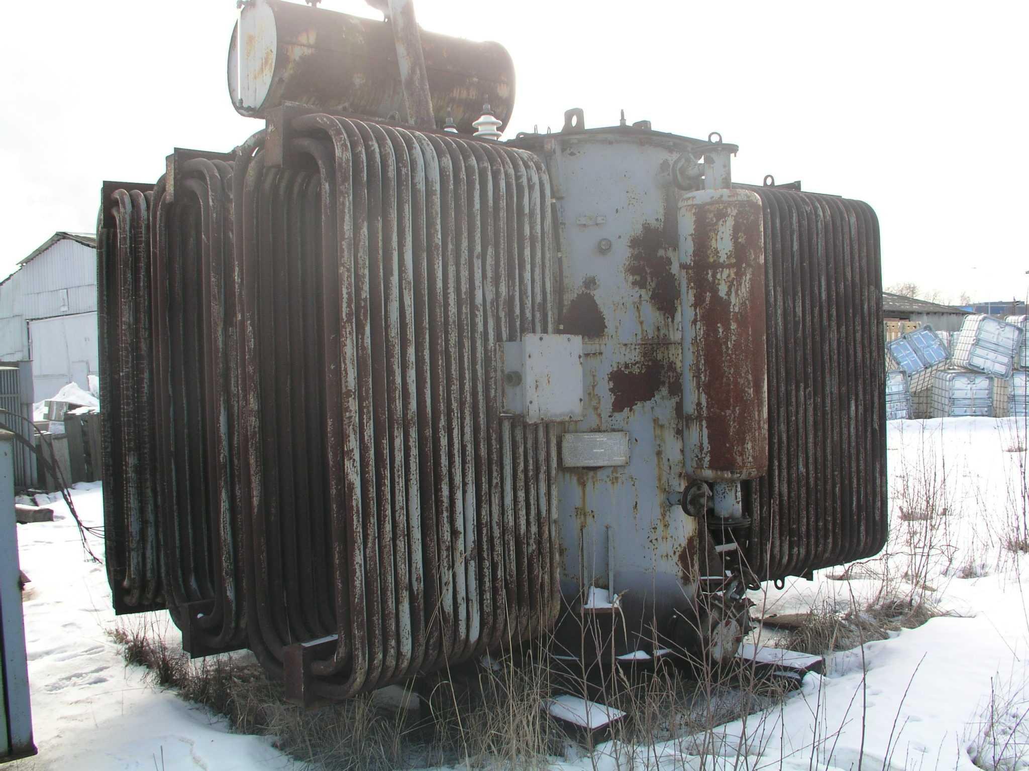 Вот такой трансформатор - это действительно удача, но врядли его можно найти бесхозным