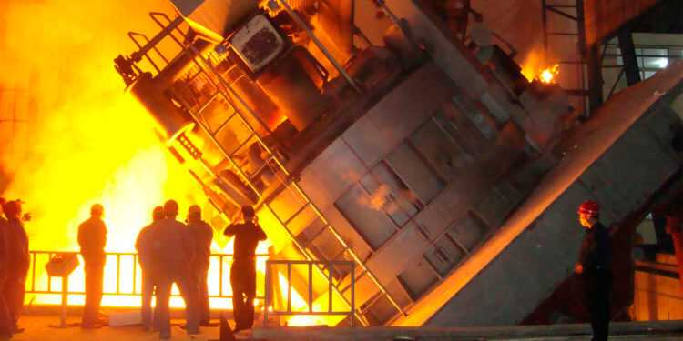 Металлурги Юга России могут остаться без металлолома