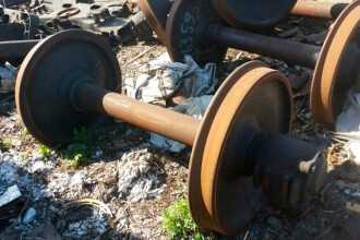 железнодорожный лом