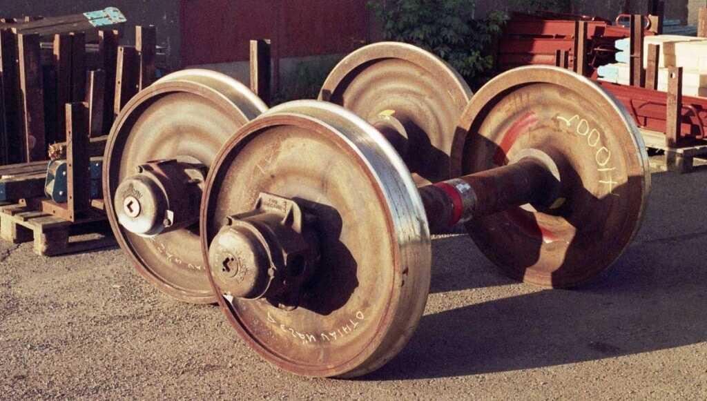 колесные пары