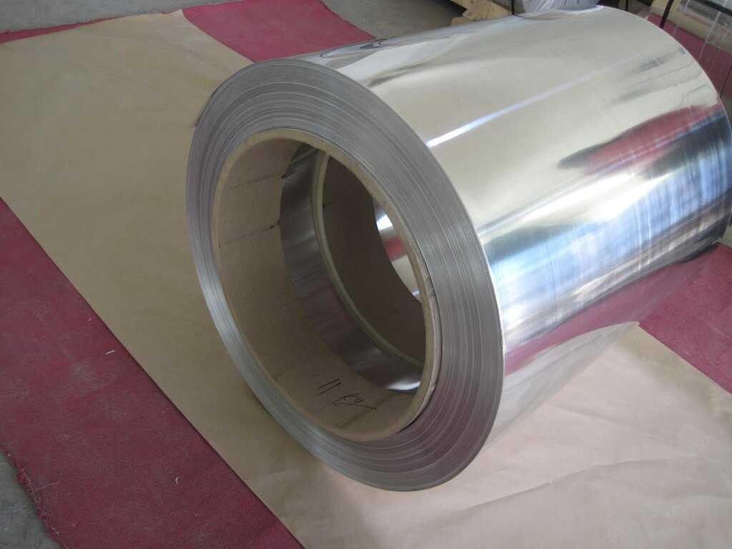 Лента из технического алюминия для трансформатора
