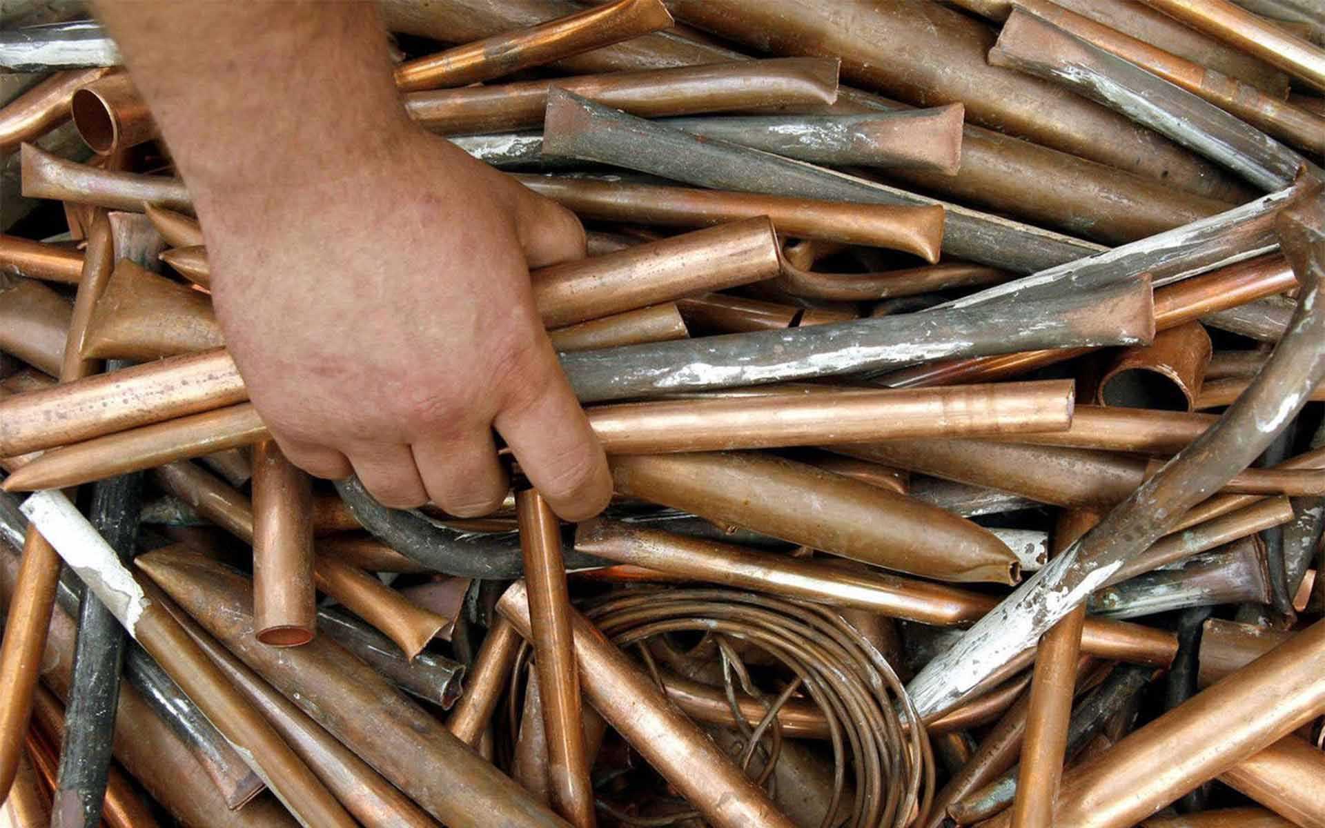 Сбор цветного лома | XLOM.RU – это лучший портал о металлоломе и вторсырье  в России!