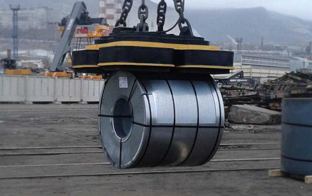 Магнит для рулонной стали
