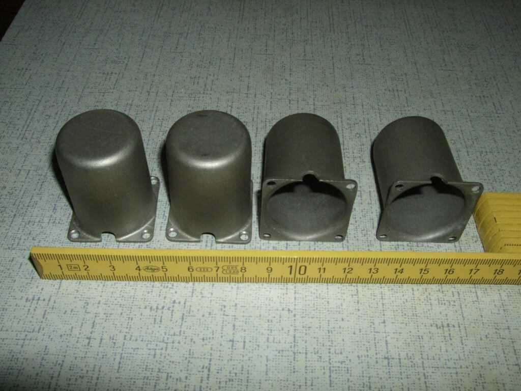 Корпуса кожухов для трансформаторов, выполненные из пермаллоя