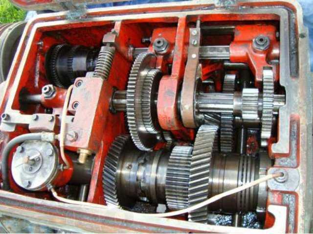 коробка передач токарного станка 1а62