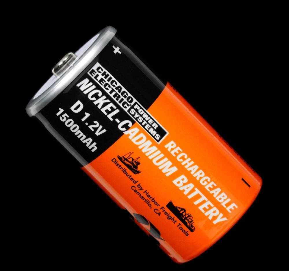 никель-кадмиевая батарея