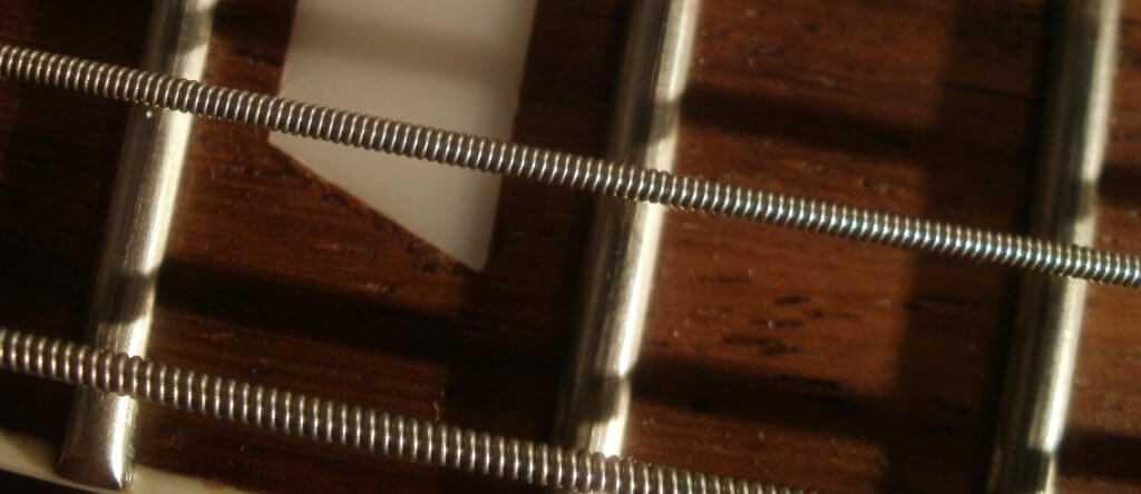 обмотка струн из никеля