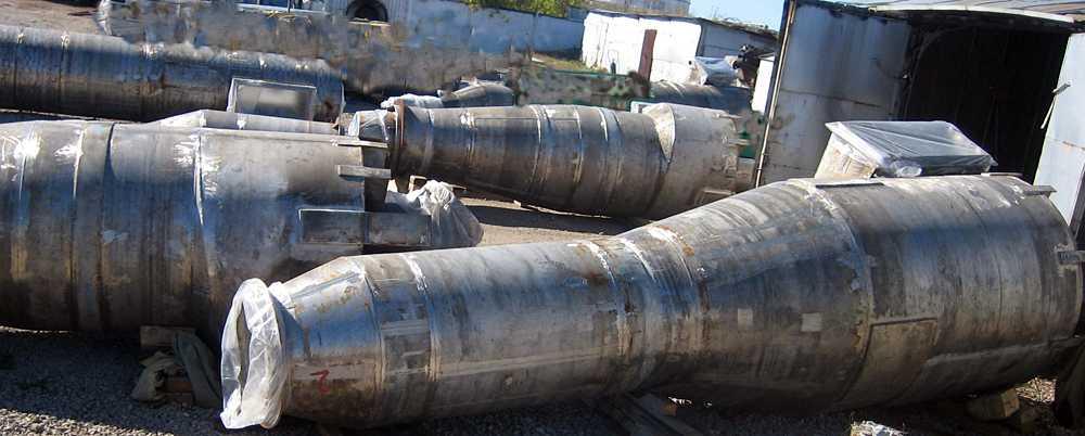 Катализаторы нефтеперерабатывающей промышленности применяются для термического крекинга