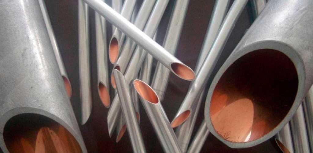 биметаллические трубы