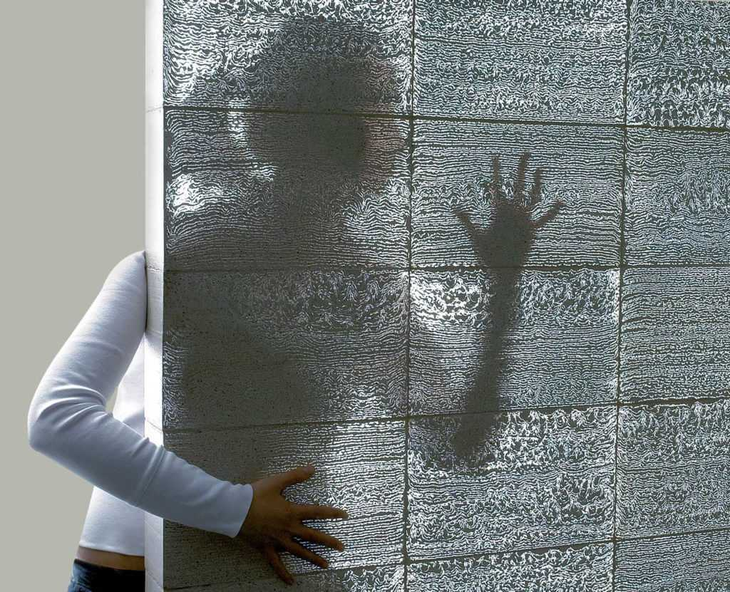 Литракон или светопроводящий бетон