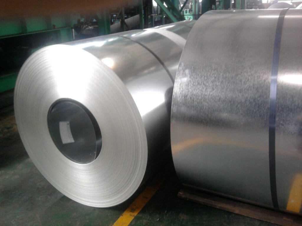 рулоны оцинкованной стали