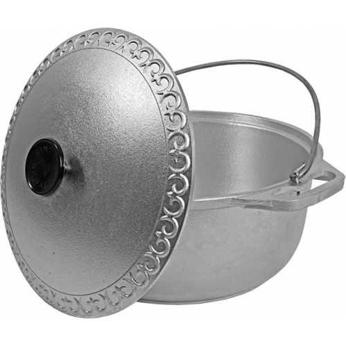 Силуминовая посуда