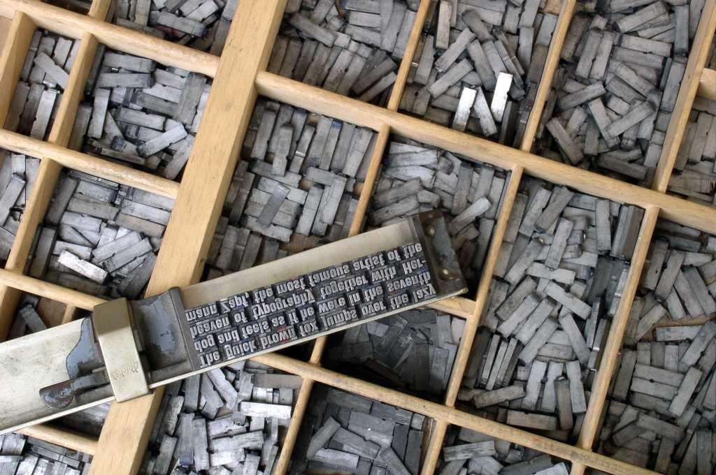Типографские сплавы