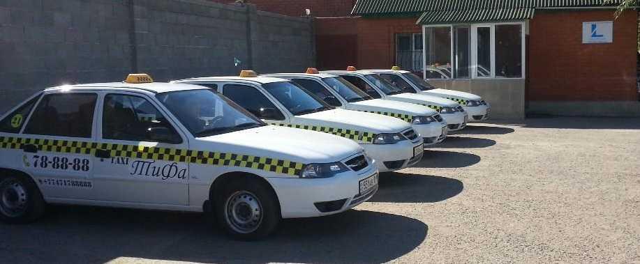 В программе утилизации могут участвовать целые таксопарки