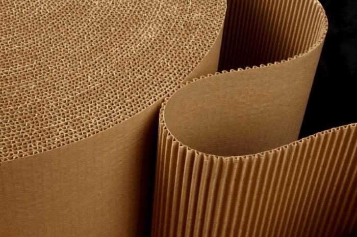 Гофрированный картон - макулатура группы Б