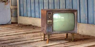 куда сдать старый телевизор