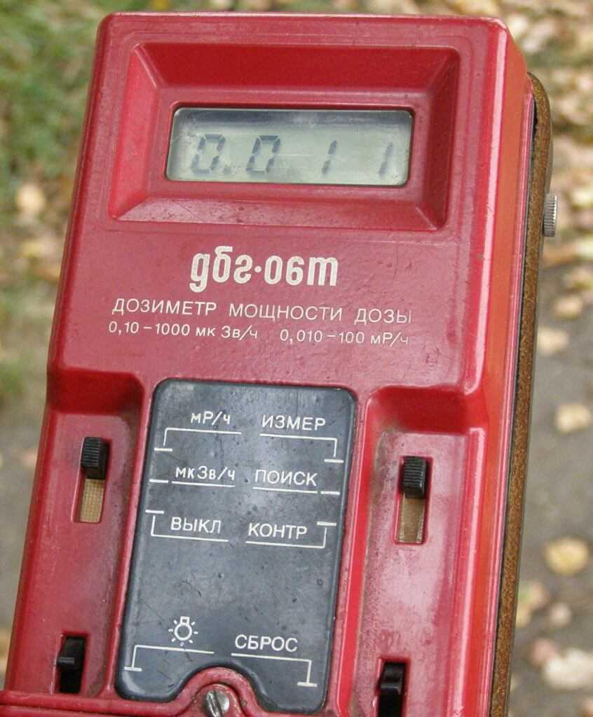 популярный дозиметр в кругах металлоломщиков ДБГ-06