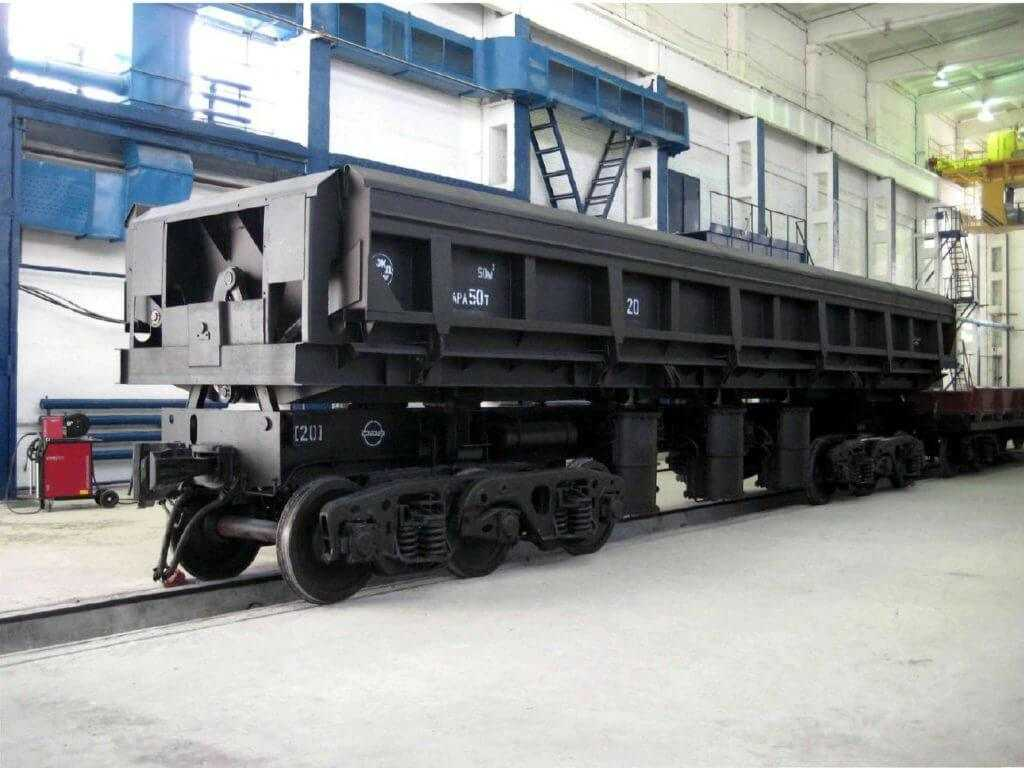 думпкар 105 тонный