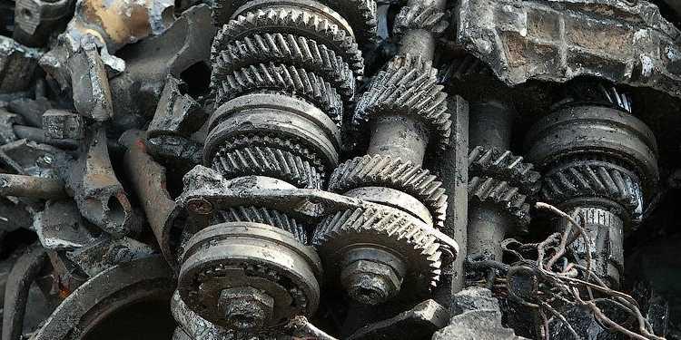 металлолома - Засоренность или технологические потери металлолома
