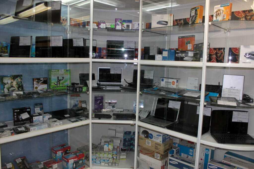 комиссионный магазин оргтехники