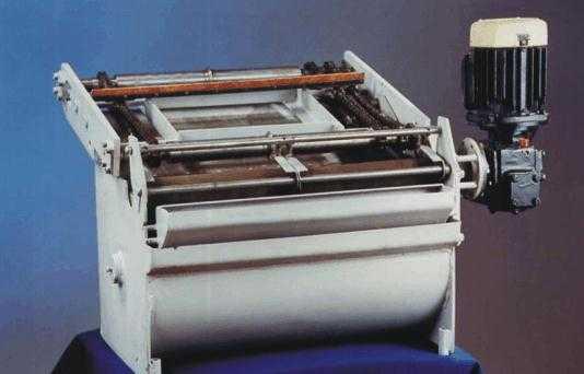 Магнитный сепаратор для очистки СОЖ