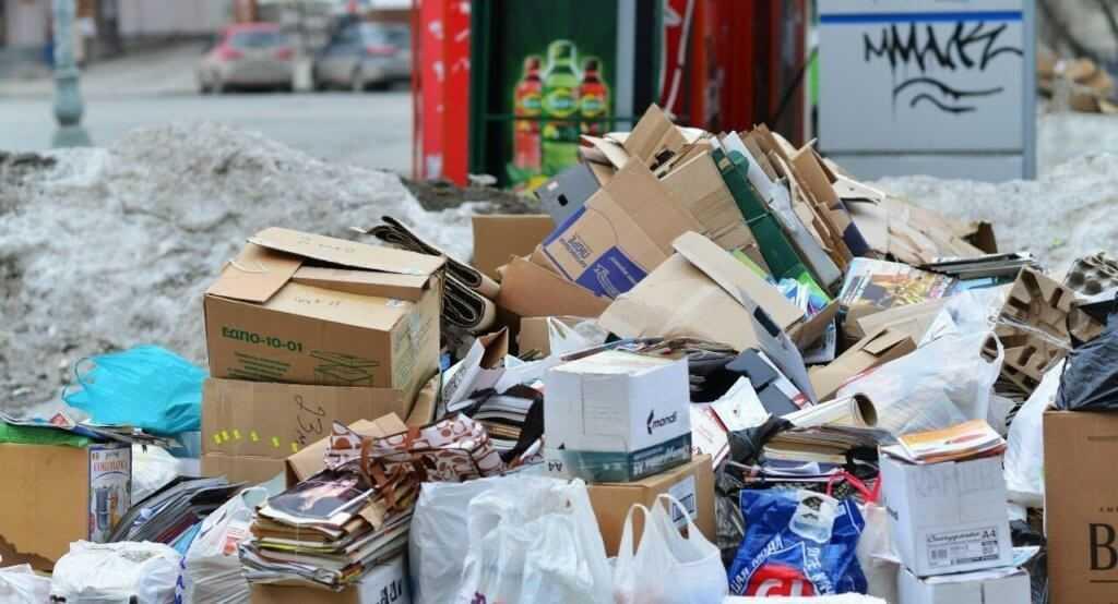 Макулатура - это отходы, а значит нужна лицензия на отходы