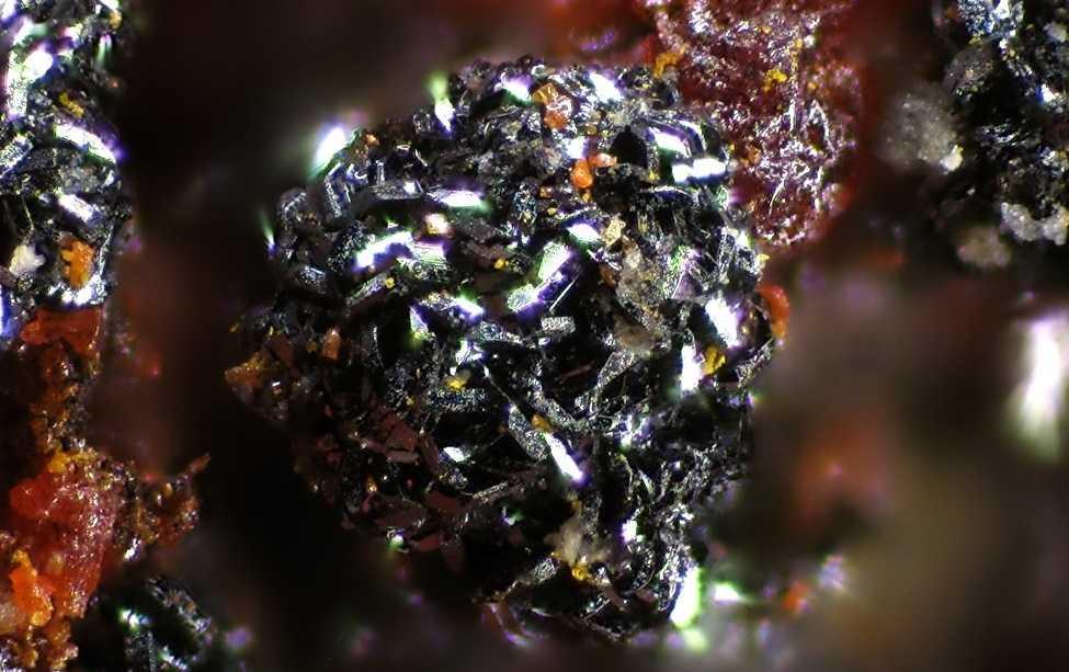 врбаит минерал