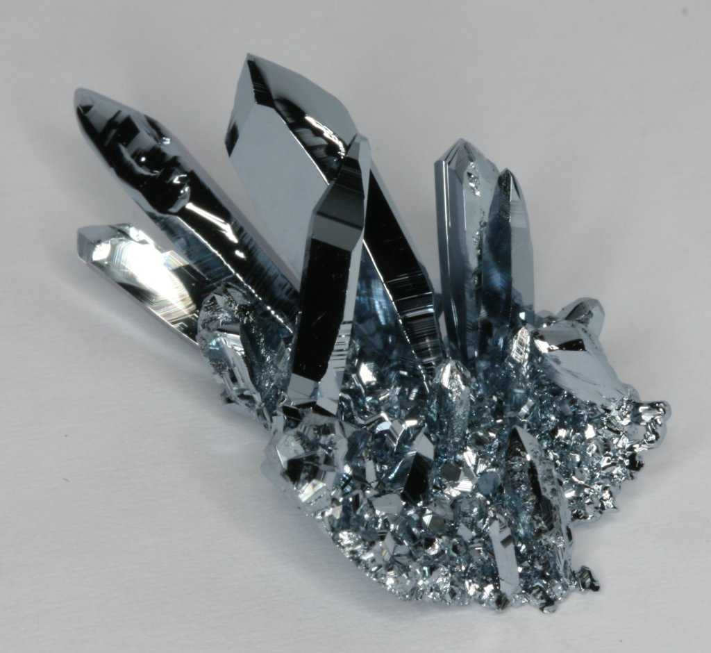 еще один вид кристаллов осмия