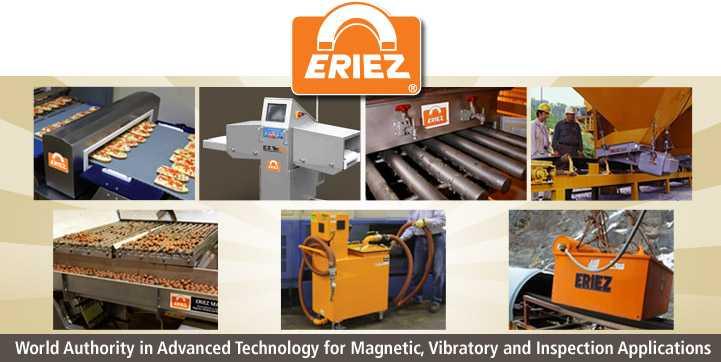 реклама компании Eriez