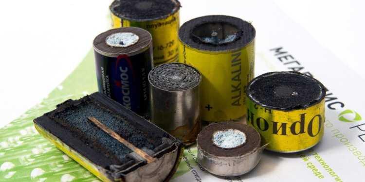 удобрение из батареек