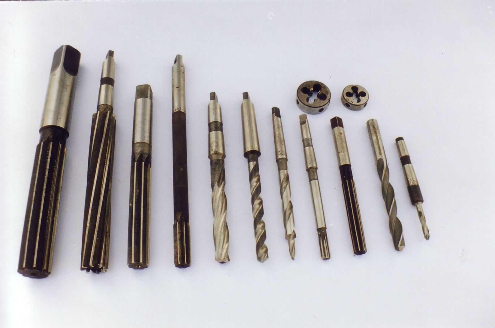 Инструментальные легированные стали