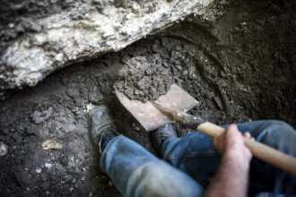 поиск металлолома без металлоискателя