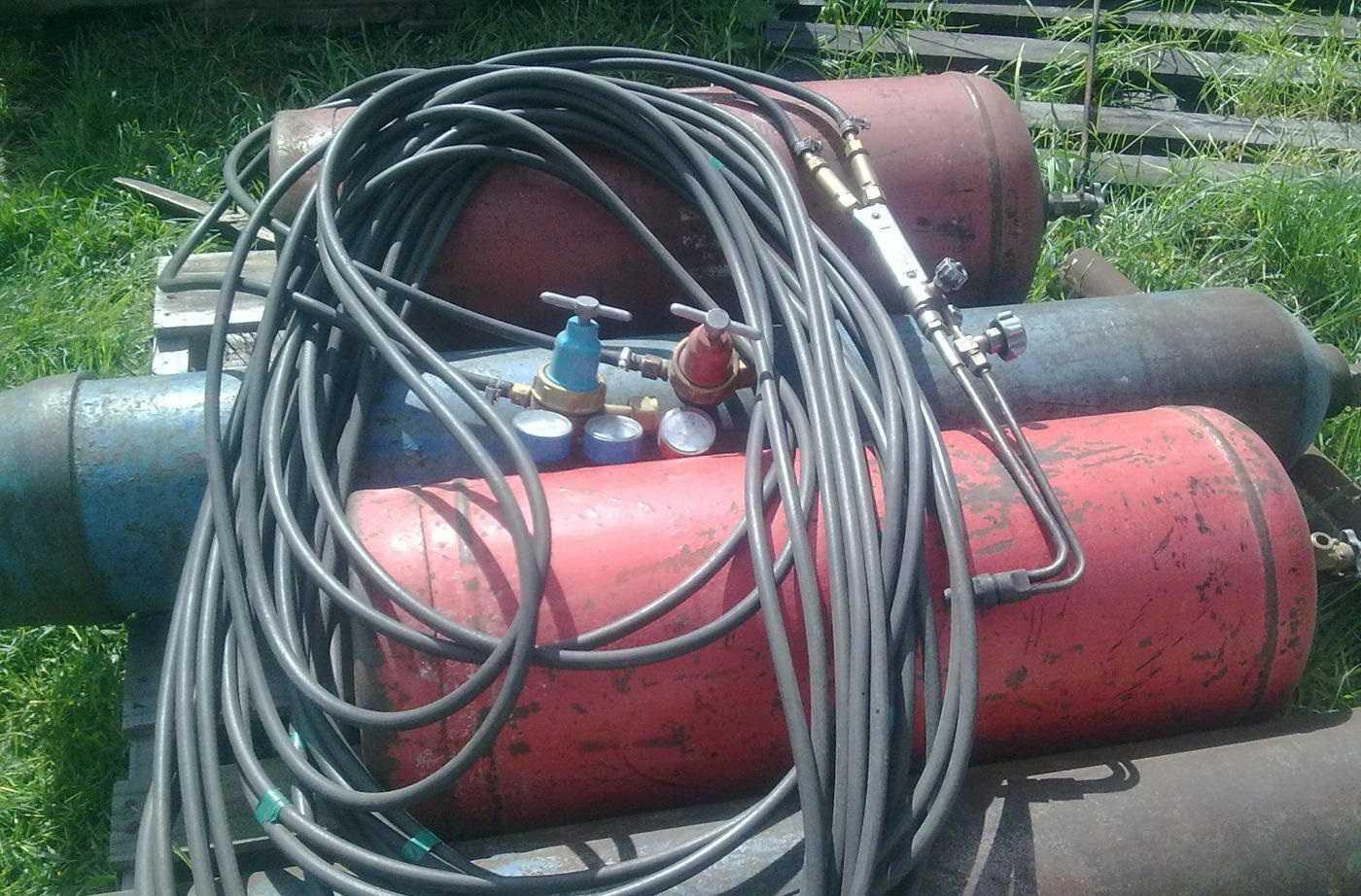 оборудование для газорезки