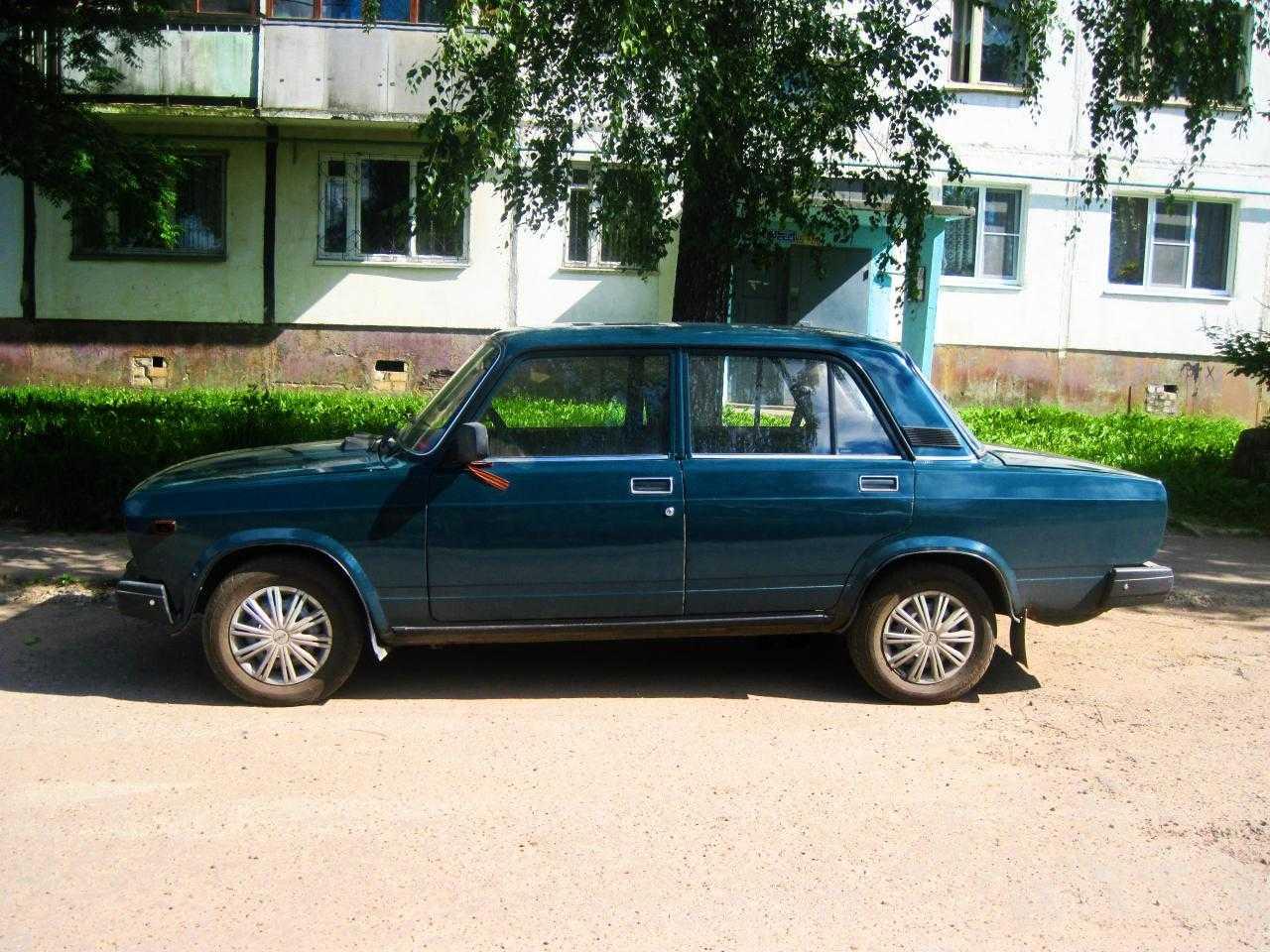 2105 2002 г.в. - О бюрократических (и не только) трудностях утилизации авто