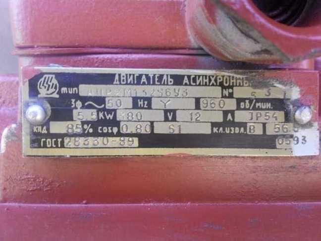 нашего двигателя - Медь и электродвигатель АИРХМ132S6У3