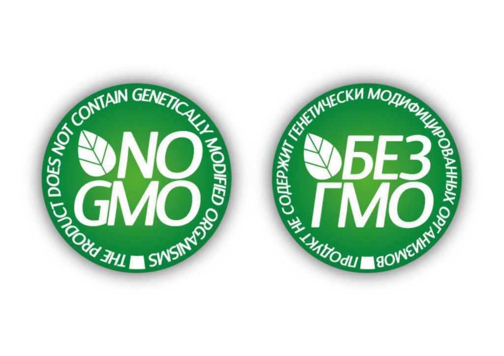 знак без ГМО