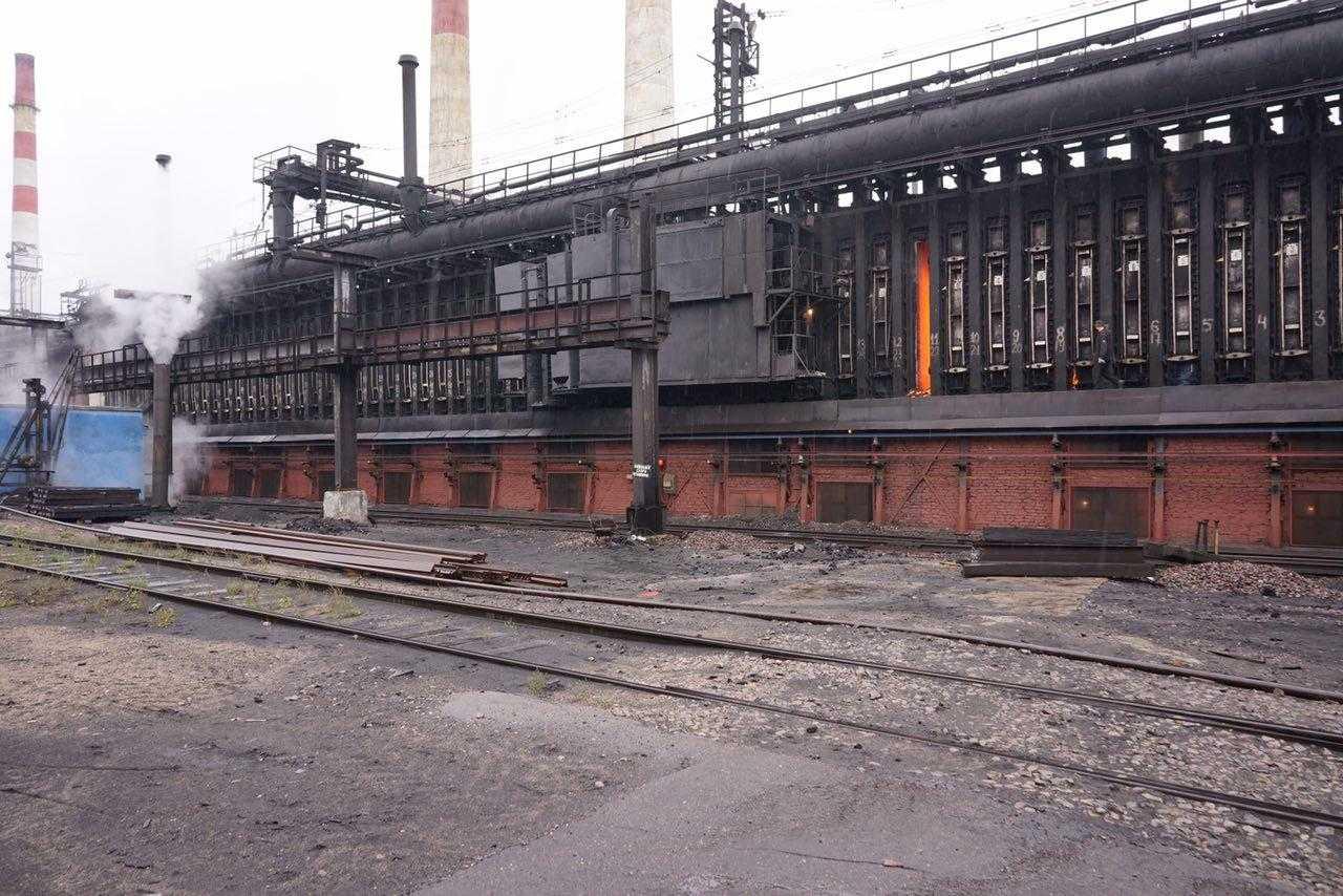 завод москокс