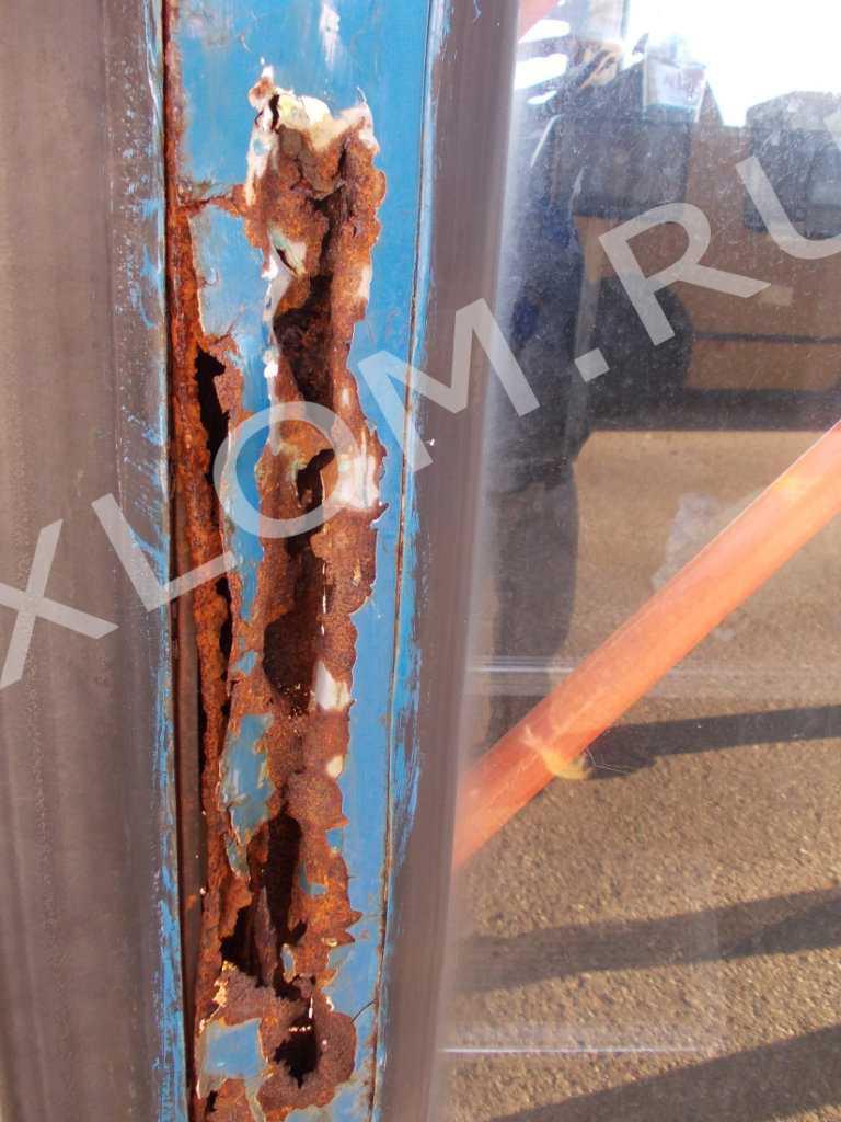 троллейбуса 14 768x1024 - Как сдают троллейбус на металлолом в троллейбусных предприятиях