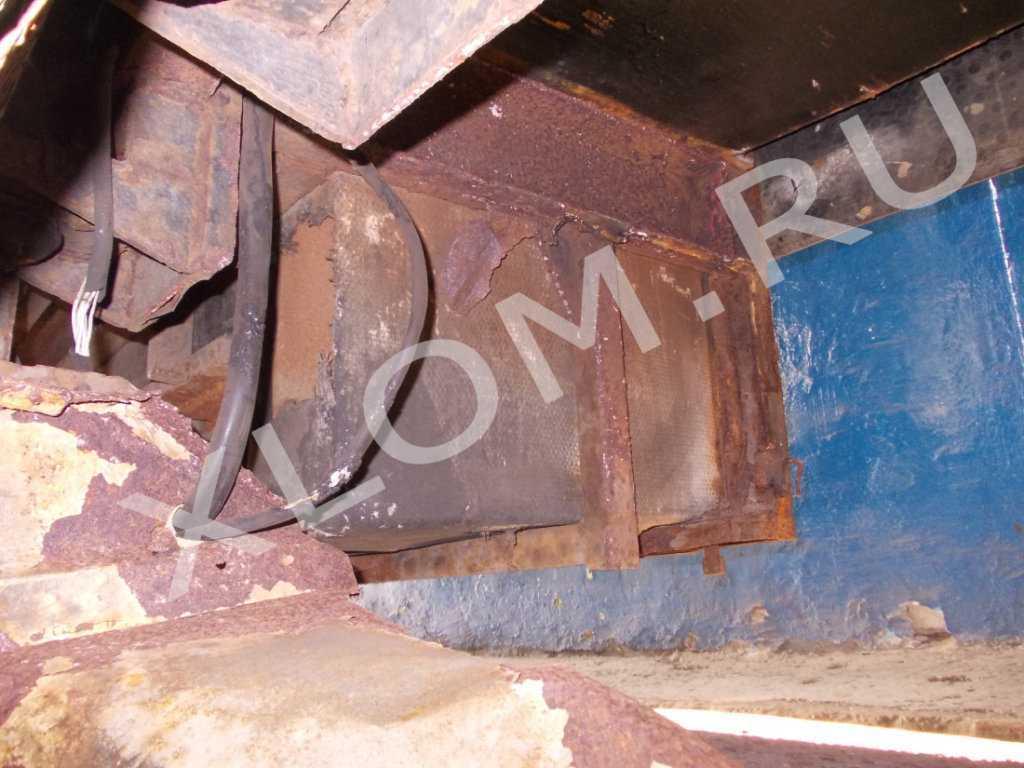 троллейбуса 16 1024x768 - Как сдают троллейбус на металлолом в троллейбусных предприятиях