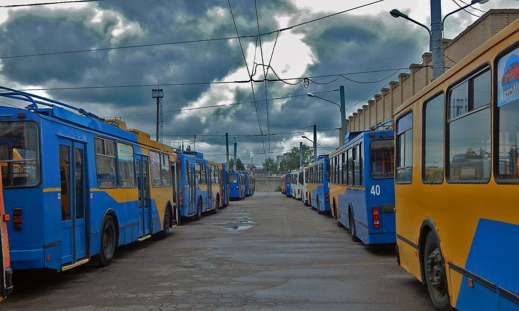 троллейбусы АКСМ-20101
