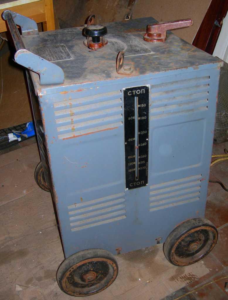 Сварочный аппарат ТДМ-317 У2