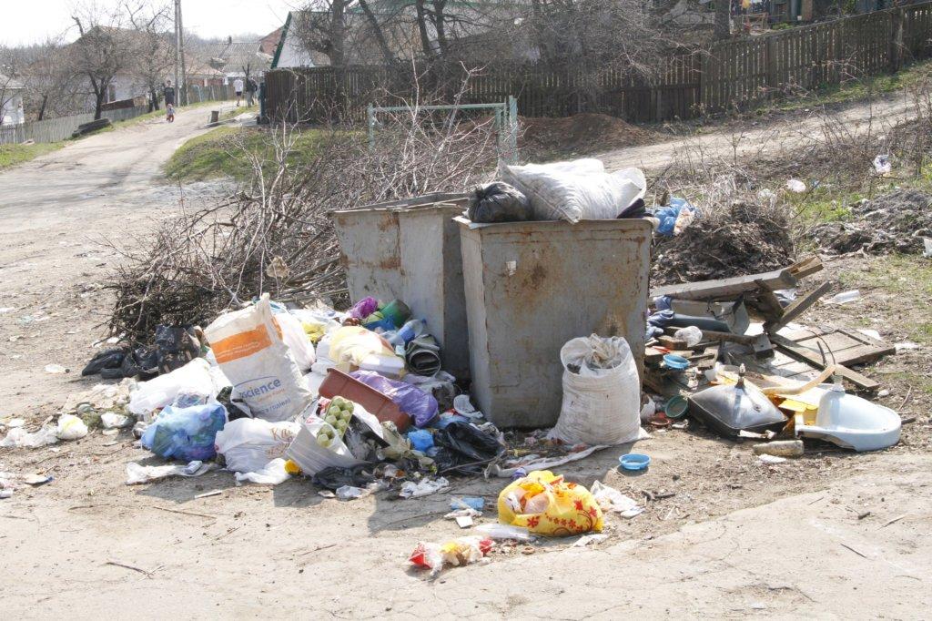 дачный мусор