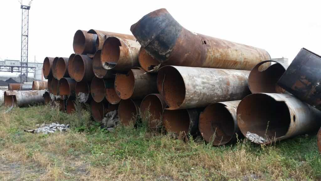 20160914 110048 1024x576 - Трубы б/у - это отходы! Ответственность за использование старых труб