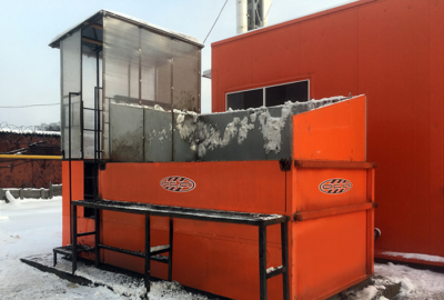 Snegoplavilnaya ustanovka 2 21220126 400x270 - Виды снегоплавильных установок, принцип работы, цены