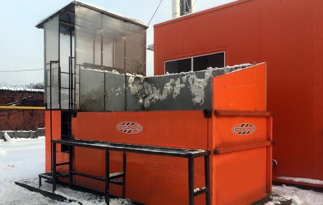 Snegoplavilnaya ustanovka 2 21220126 630x400 - Виды снегоплавильных установок, принцип работы, цены